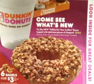 Dunkin Donuts disses NYC doughnut lovers?