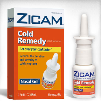 garlic zicam feel slightest symptom cold cold couple years Zicam