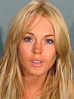 lindsay lohan drugs. Tortelicious: Lindsay Lohan