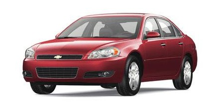 Some 2007 Chevy Impalas Affected by Enterprise Lawsuit