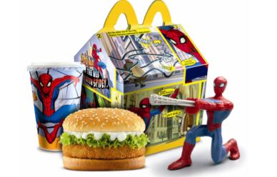 McDonalds Happy Meal Spiderman Happy Meal Lawsuit: Where Do I Sign Up?