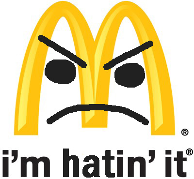 I'm Hatin' McDonald's Happy Meals