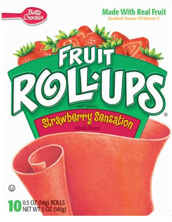 Fruit Roll Ups Week Adjourned: 10.15.11