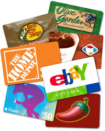 Off-the-Rack Gift Cards Newest Scam Target