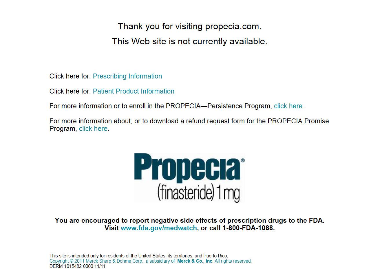 Propecia crack ho