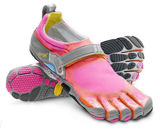 Barefoot Running Shoes Nike Free Review