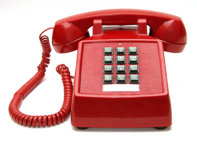 Phone Line Goes Dead After  Ring