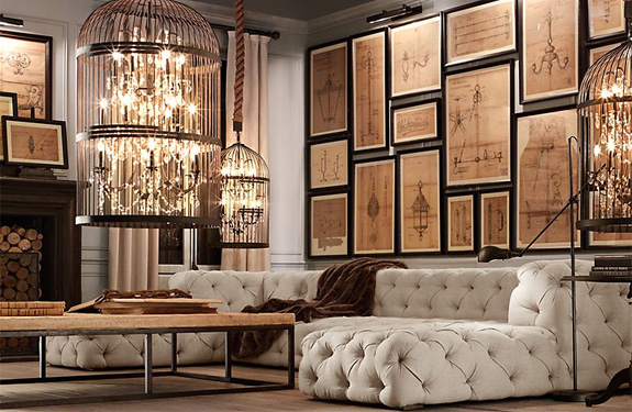 In The Navy? Restoration Hardware Knock-Off Lawsuit Says Knock It Off