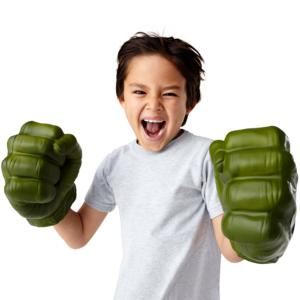Incredible Hulk Fist Cake Topper