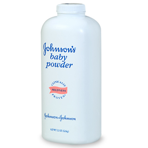 Johnson Baby Powder Week Adjourned: 5.2.14   Baby Powder, Aveda, Apple, Google, Intel, Adobe