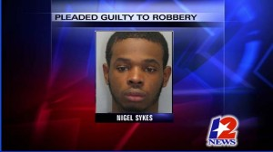 Sykes 300x168 Alleged Robber Sues his Victims for Violating his Civil Rights