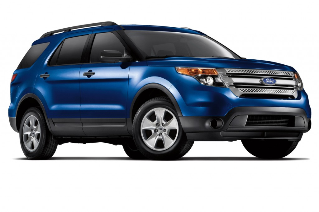 Complaint Explorer Filed Ford Lawsuit
