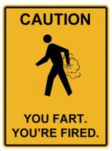 Fart lawsuit