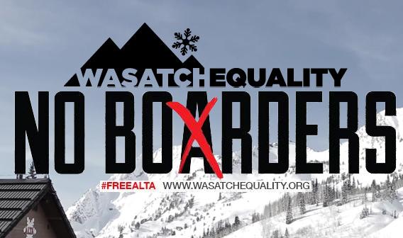 Snowboard Alta