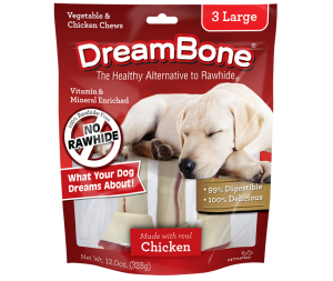DreamBone dog treats