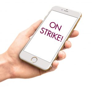 iphone-6-on-strike