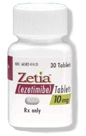 Zetia heart attack may result in lawsuit