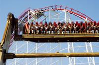 Aftermath of a Horrific Amusement Park Accident