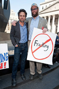 Celebs Join Fracking Fight