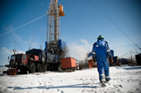 Drilling Mud Spills at Repsol Exploratory Site