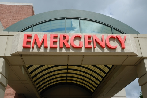 Getting Caught Can Reduce Emergency Room Overcharges
