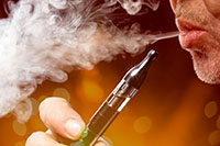 Memphis Man Suffers Broken Neck from Explosion of E-Cigarette