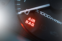 Airbag Injury to Young Teen Caused by Reused defective Airbag