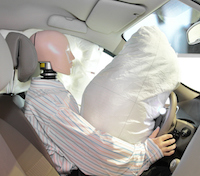 Takata Airbags Found in High-End Vehicles