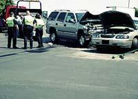 Car Crash Campbell University