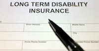 Long Term Disability Denial Letter from Insurer is Not the End of the Road