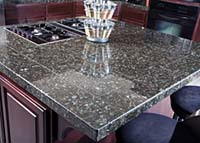Al Gerhart of the Solid Surface Alliance discusses Granite Countertops