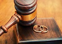 Dividing It Up—Divorce Laws Vary According to Individual States