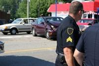 Kona Car Crash