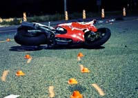 Fatal Crash Could Make the LAPD Face Motorcycle Accident Lawsuit