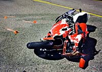 Other Drivers Often the Cause of Motorcycle Accidents