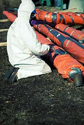 Asbestosis occupational exposure