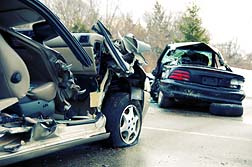 California auto accidents