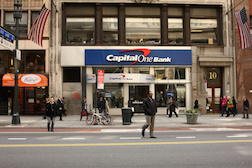 Capital One TCPA robocall