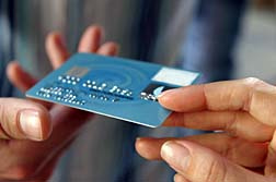 Credit Card Company Identity Theft