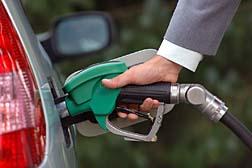Faulty fuel tank