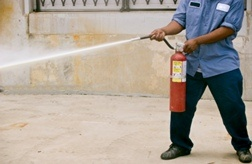 Fire accident prevention