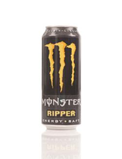 Monster Energy Mixed Drinks