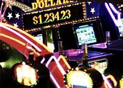 Gambling life savings