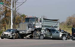 Truck Accident Hits Close To Home For Joe Biden