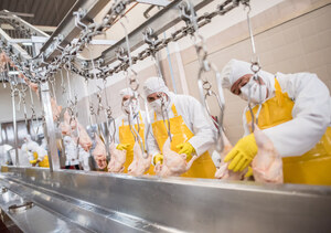 California Poultry Processor Slapped with TRO