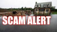 SuperStorm Sandy Home Repair and Car Scams