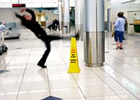 California Slip and Fall Accidents Can Have Serious Consequences