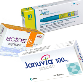Diabetes Drug Lawsuit Update: Actos, Byetta, Januvia