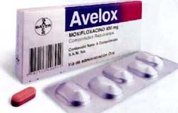 Avelox ql pain treatment