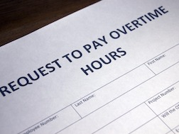 Can a Commissioned Salesperson Sue for Unpaid Overtime in California?